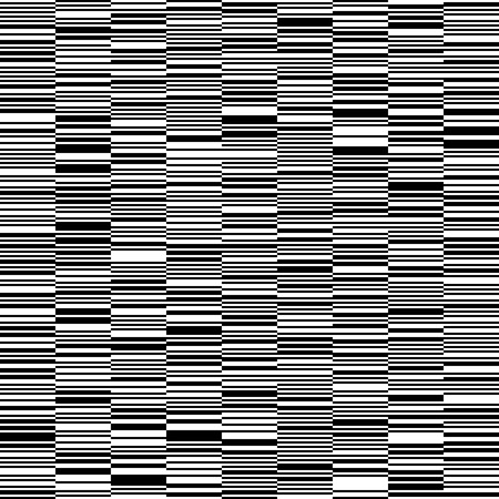 Vector Seamlees Abstract Monochrome Background Vector
