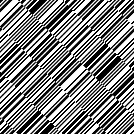 Vector Seamlees Abstract Lines Pattern Vector