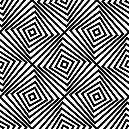 Vector Seamlees Abstract Squares Background Vector