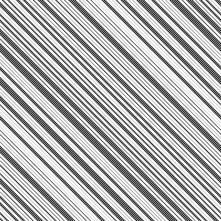 stripe pattern: Vector Monochrome Seamless Stripe Pattern Illustration