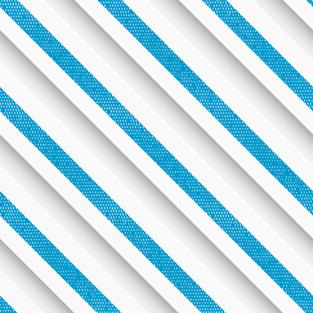 Vector Abstract Blue Stripes Background Vector