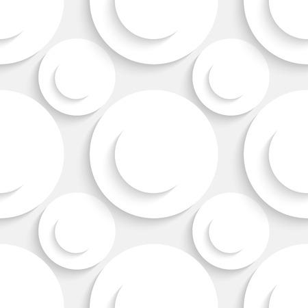 patron de circulos: Vector incons�til abstracto de los c�rculos