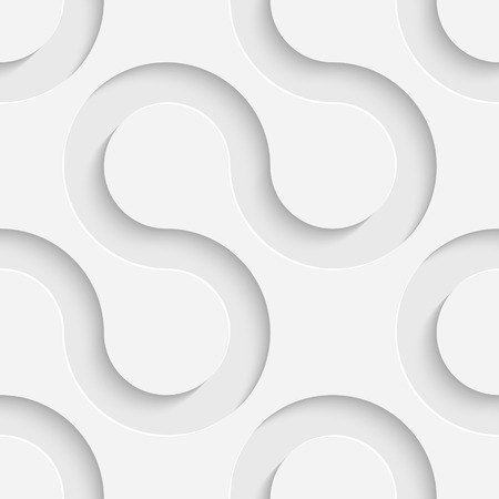 lattice: Vector Abstract Seamless Wave Pattern Illustration