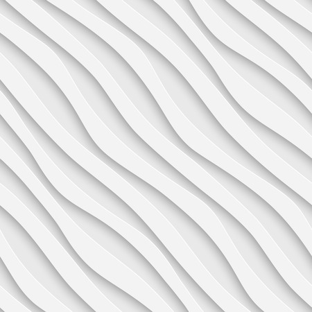 Vector Abstract Seamless Wave Background