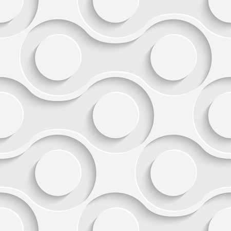 repeat structure: Vector Abstract Seamless Geometric Background Illustration