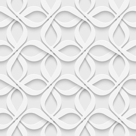 Vector Abstract Seamless Tech Background Ilustracja
