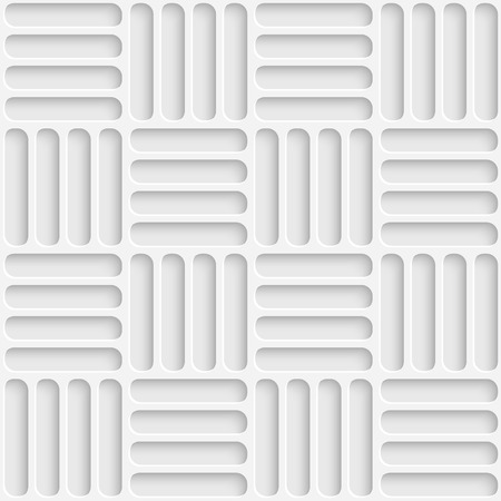 Vector Abstract Seamless Perforated Background