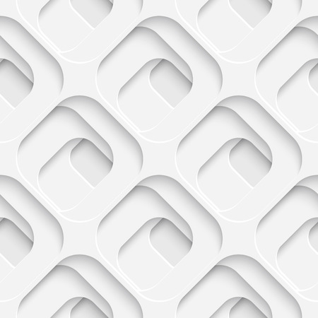 Vector Abstract Seamless Square Pattern