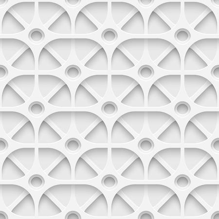 Vector Abstract Seamless Geometric Background Ilustracja