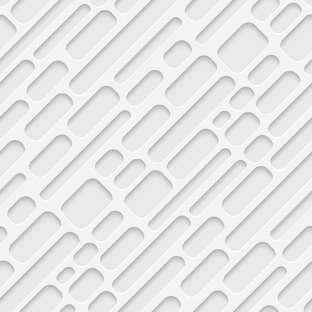 Vector Abstract Seamless Geometric Pattern