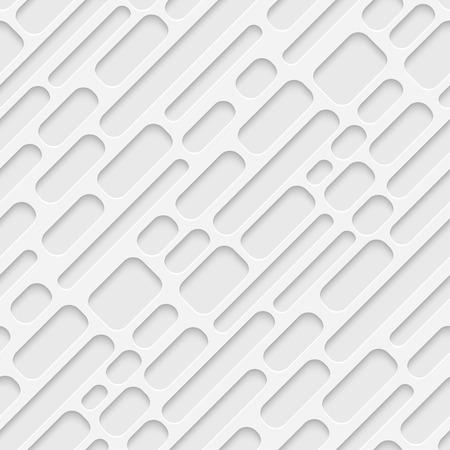 Vektor abstrakte nahtlose geometrische Muster Vektorgrafik