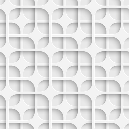 Vector Abstract Seamless Squares Pattern Иллюстрация