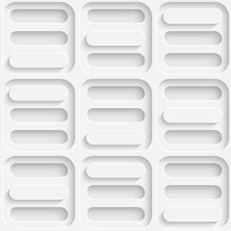 Vector Abstract Seamless Tech Background Vector