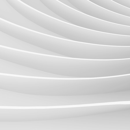 arquitectura abstracta: 3d abstracto blanco Fondo de la configuraci�n