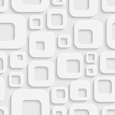 Vector Abstract Seamless Squares Background Stock Illustratie