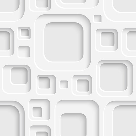 Vector Abstract Seamless Square Background