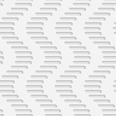 Vector Abstract Seamless Wave Pattern Vector