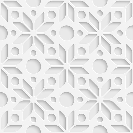 wrapping paper: Vector Abstract Seamless Stars Pattern Illustration