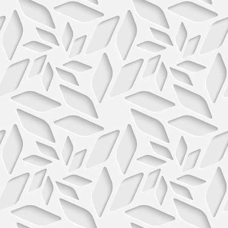 Vector Abstract Seamless Geometric Background Иллюстрация