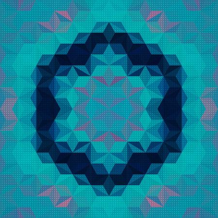 抽象的なカラフルなパターンのベクトルの背景 写真素材 - 39761656