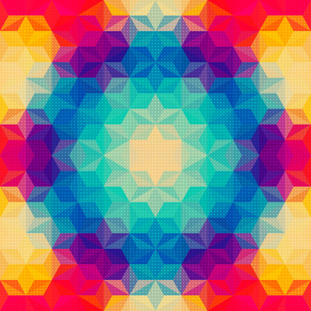 Abstract Colorful Pattern Background Imagens - 43870133