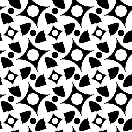 pattern geometric: Vector Abstract Seamless Geometric Pattern