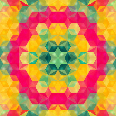 fashion art: Vector Abstract Colorful Pattern Background