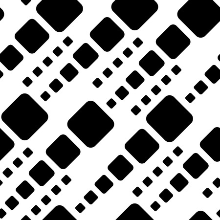 abstract seamless: Vector Abstract Seamless Squares Pattern Illustration