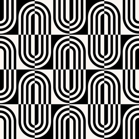 ellipse: Seamless Texture. Geometric Ellipse Pattern