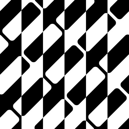 stripe pattern: Seamless Stripe Pattern. Vector Geometric Background. Regular Black and White Texture