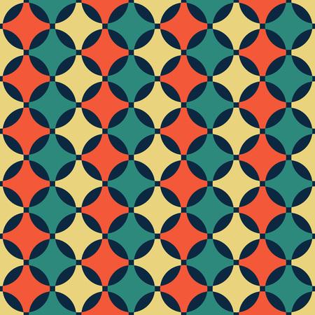 normal: Seamless Grid Pattern. Vector Background. Regular Texture Illustration