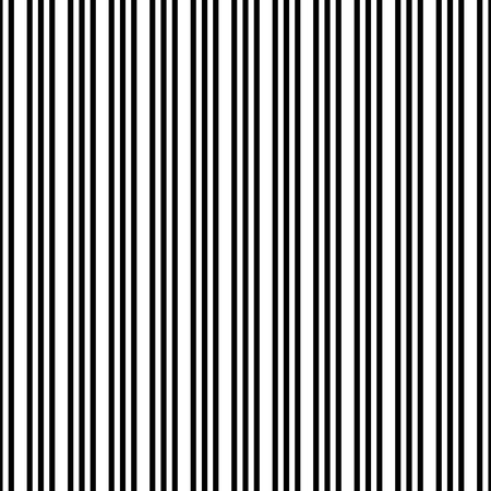 black background abstract: Seamless Vertical Stripe Pattern. Vector Black and White Background