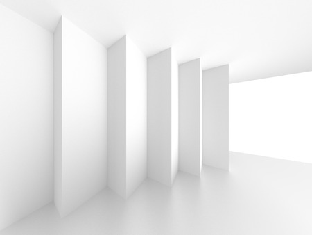 architectures: White Architecture Construction. Abstract Background