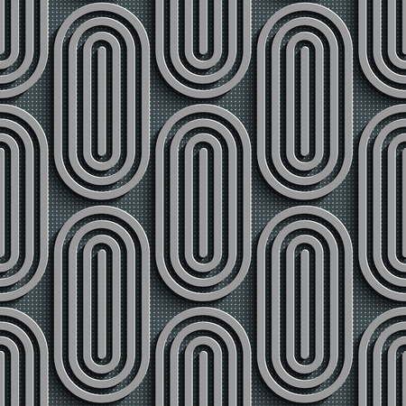 normal: Seamless Ellipse Pattern.
