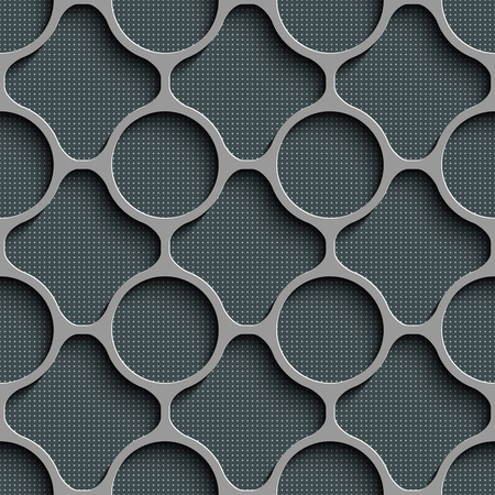 Seamless Grid Background. Vector Regular Texture Illustration