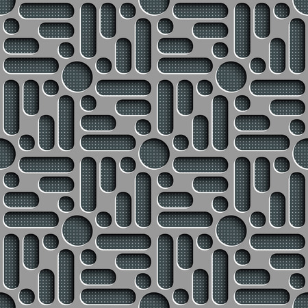 gray texture background: Seamless Grid Pattern. Abstract Gray Background. Vector Regular Texture