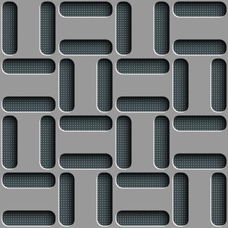 stripe pattern: Seamless Stripe Pattern. Abstract Gray Background. Vector Regular Texture Illustration