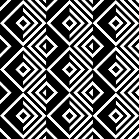 Place Seamless and Pattern Stripe. Résumé fond monochrome. Vector Texture Regular