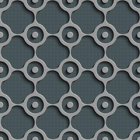 volume: Seamless Grid Background. Vector Regular Texture Illustration