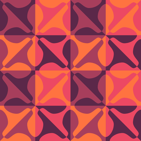 Seamless Oriental Pattern. Abstract Background.