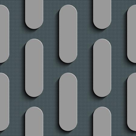 rayas: Seamless patrón de rayas. Fondo gris abstracto. Vector textura regular Vectores