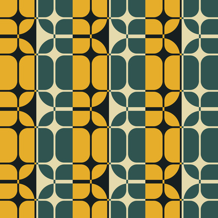 regular: Seamless Grid Pattern. Vector Background. Regular Texture Illustration