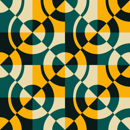 triangle pattern: Seamless Circle and Triangle Pattern. Abstract Background