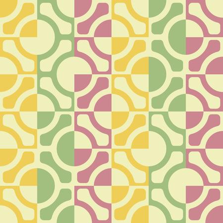 grid background: Seamless Grid Pattern. Vector Colorful Background. Regular Texture Illustration