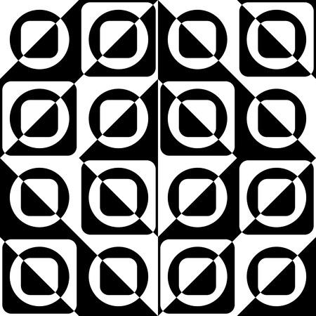 regular: Seamless Grid Pattern. Abstract Triangle Background. Vector Regular Texture Illustration