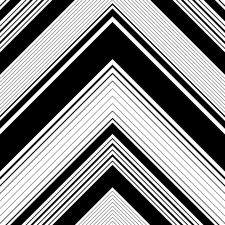 graphic background: Seamless Diagonal Stripe Pattern. Vector Black and White Background
