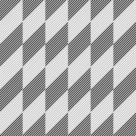 Vector pattern: Sọc đúc và mẫu Line. Vector Đen và Trắng Texture