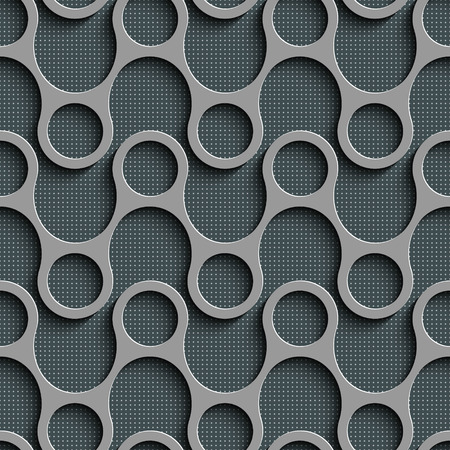 gray texture background: Seamless  Zigzag Pattern. Abstract Gray Background. Vector Regular Texture