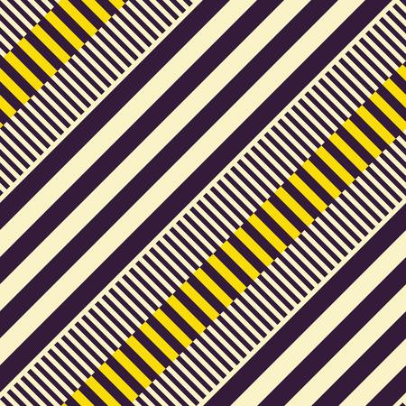 stripe pattern: Seamless Diagonal Stripe Pattern. Vector Background Illustration