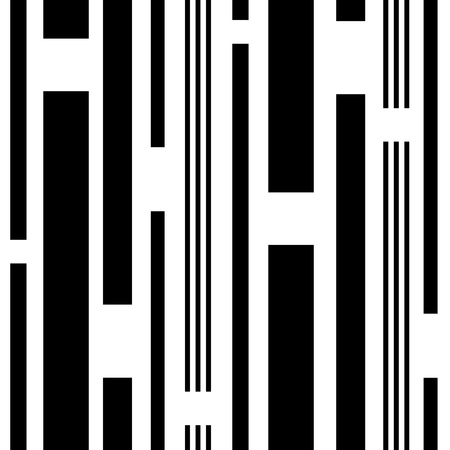 line pattern: Seamless Stripe and Line Pattern. Vector Black and White Texture